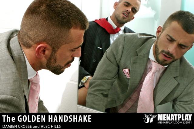 Damien crosse Alec Hills Golden HandS 04 - Damien Crosse and Alec Hills