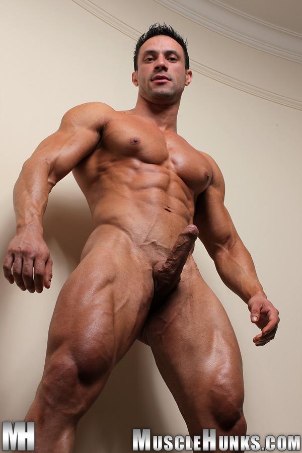 Joe Barkley chest Naked BodyBuilders Nude Muscle Hunks Buff Gym Bodies