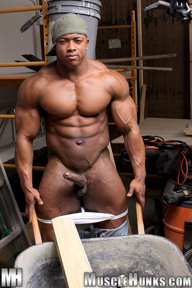 from Alonzo free gay black muscle galleries