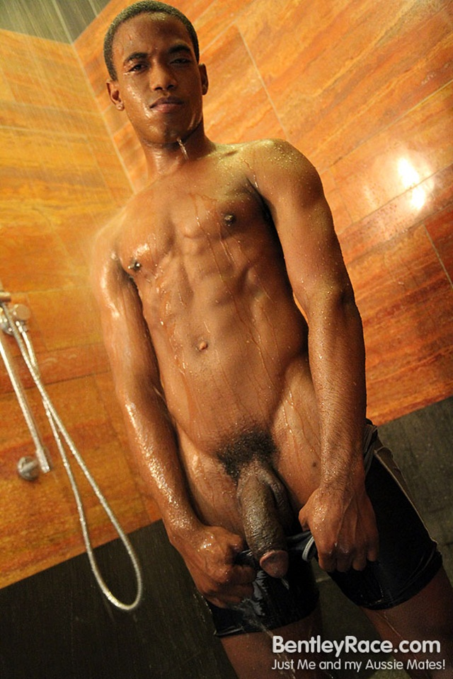 22 year old Levi Hamil whips out his monster black cock in the shower for Zac at Bentley Race 6 Young nude Boy Twink Strips Naked and Strokes His Big Hard Cock photo 22 year old Levi Hamil whips out his monster black cock in the shower at Bentley Race‏