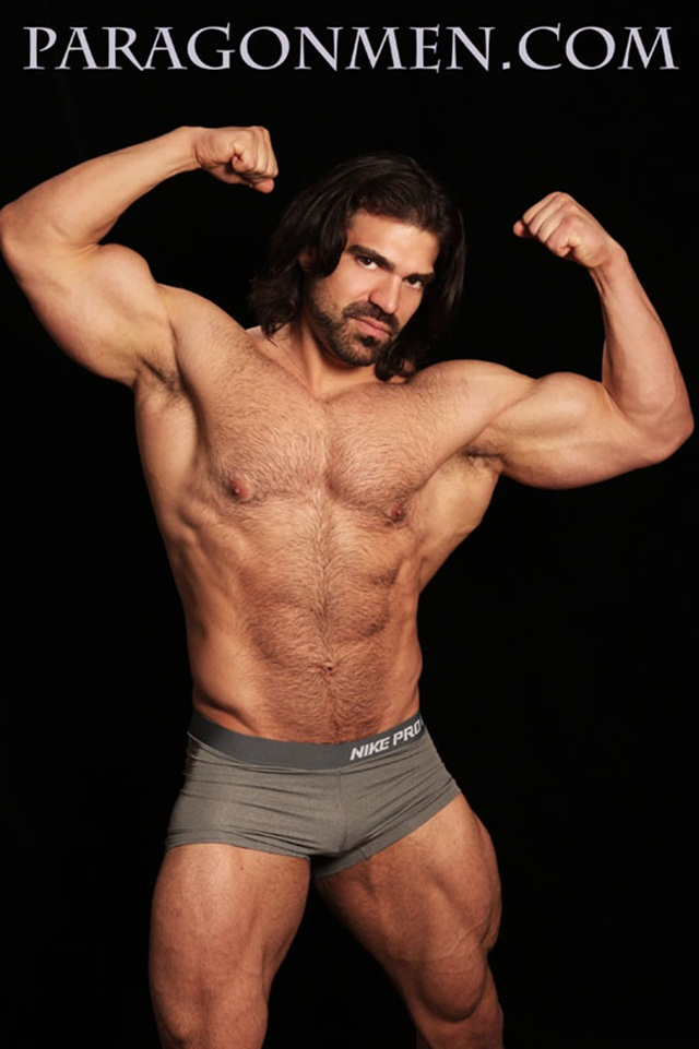 Jared Degado aka Vince Ferelli at Paragon Men 5 Ripped Muscle Bodybuilder Strips Naked and Strokes His Big Hard Cock photo1 - Jared Degado (Falcon Studios Vince  Ferelli) at Paragon Men