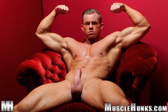 Naked muscle bodybuilder Otto Mann jerks his rock hard cock 08 Ripped Muscle Bodybuilder Strips Naked and Strokes His Big Hard Cock torrent photo1 - Naked muscle bodybuilder Otto Mann jerks his rock hard cock