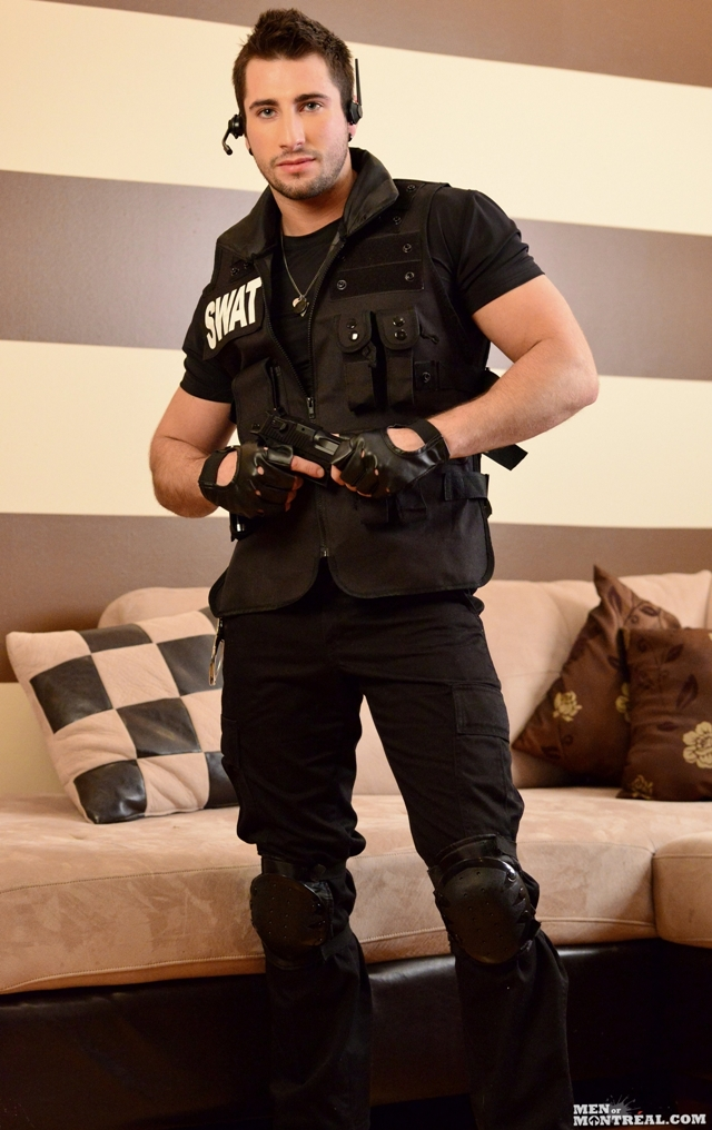 Male-stripper-24-year-old-Kenzo-Masi-jerks-full-cum-load-Men-of-Montreal-02-photo