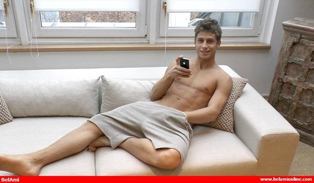 Gay Fetish XXX | Gay Boy Caught Naked