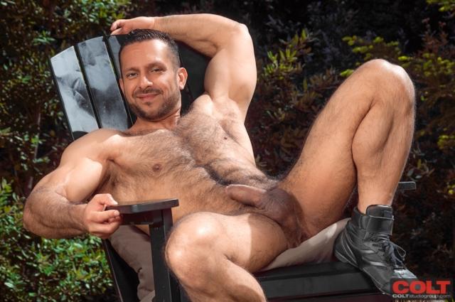 Adam Champ & JR Bronson | Gay Porn Star Pics | Colt Studios ...