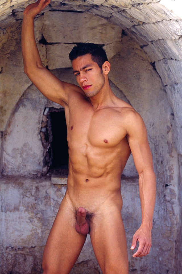 men latino Naked straight