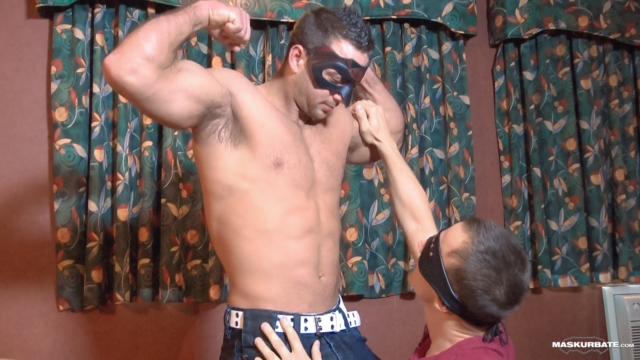 Frank and JP Maskurbate Young Sexy Naked Men Nude Boys Jerking Huge Cocks Masked Mask 02 gallery video photo - Frank and JP
