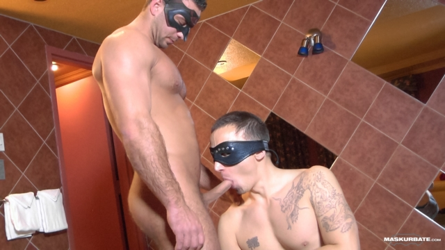 Frank and JP Maskurbate Young Sexy Naked Men Nude Boys Jerking Huge Cocks Masked Mask 10 gallery video photo - Frank and JP