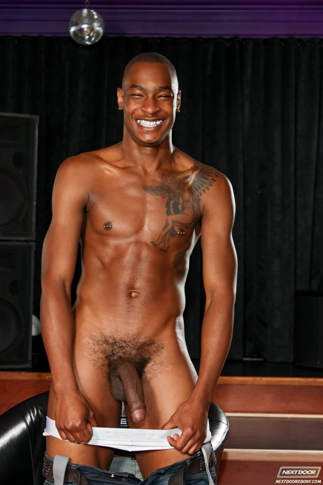 Tight african black boys nude that