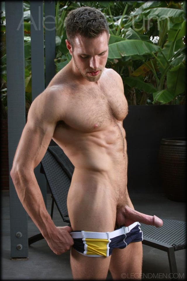 Alex Mecum Legend Men Gay Porn Stars Muscle Men naked bodybuilder nude bodybuilders big muscle huge cock 002 gallery video photo - Alex Mecum