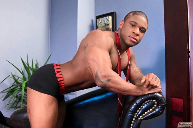 Male ebony porn