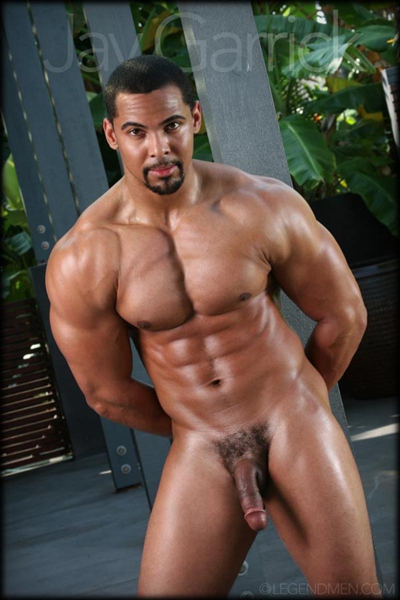 Legend Men big muscle bodybuilder Jay Garrick nude huge black dick super fit ripped rippling abs jerks cum 004 nude men tube redtube gallery photo - Jay Garrick