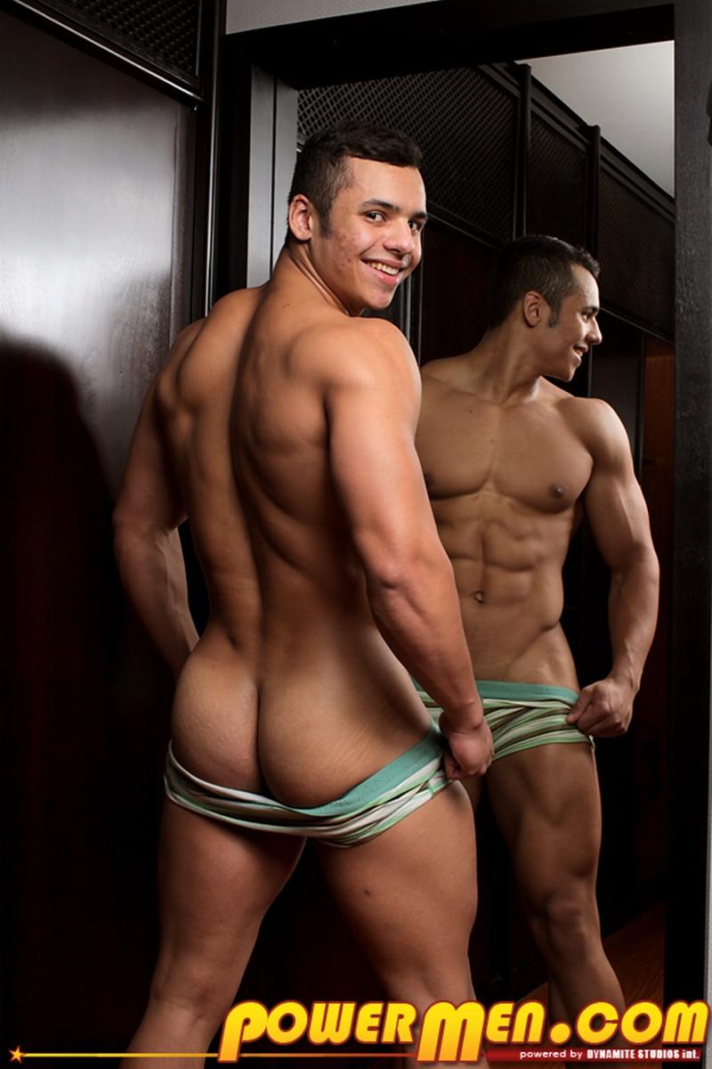 Martin Santos  Baby Faced Bodybuilder  Naked Men Pics-5825