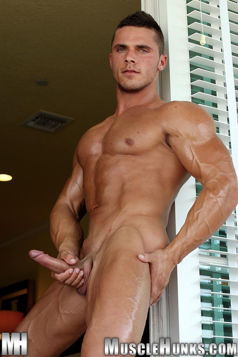 Naked hunks