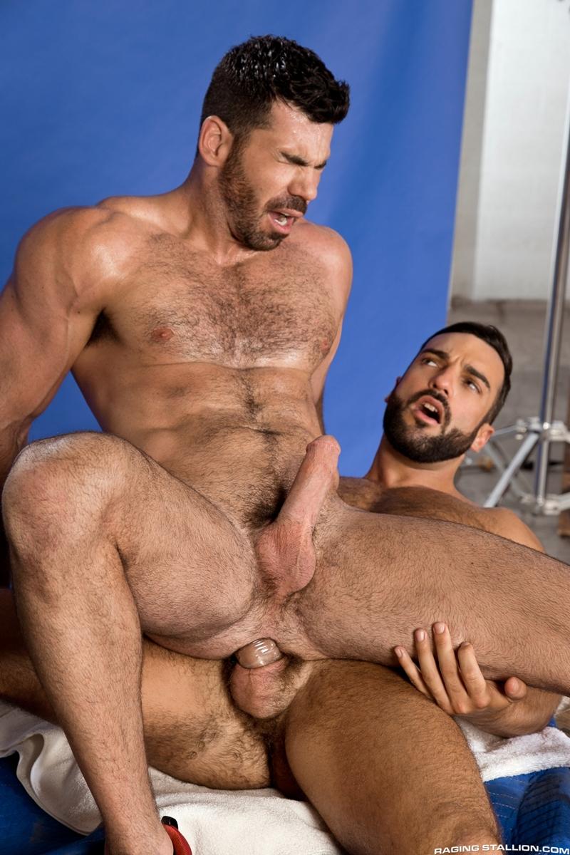 Abraham Mateo Porno Gay billy santoro & abraham al malek   raging stallion   naked men
