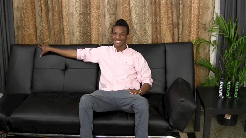 Remarkable, liam jerks his huge dick black junior