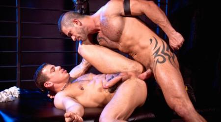 Adam Killian and Jesse Santana