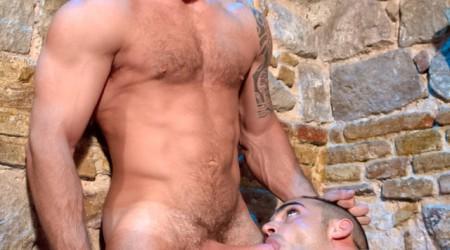 Adrian Toledo and Axel Brooks