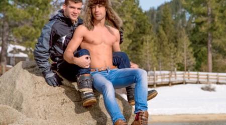 Brandon Jones and Angel Rock