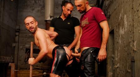 Matthieu Paris, David Castan and Nicolas Torri