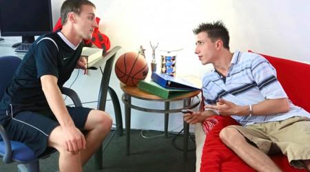 Bobby Hudson and Shane Jacobs