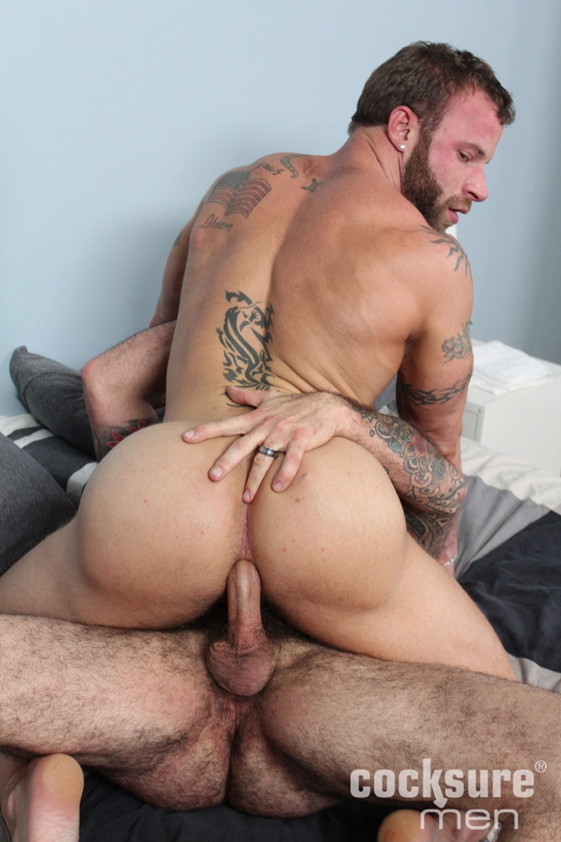 his firstgay sex