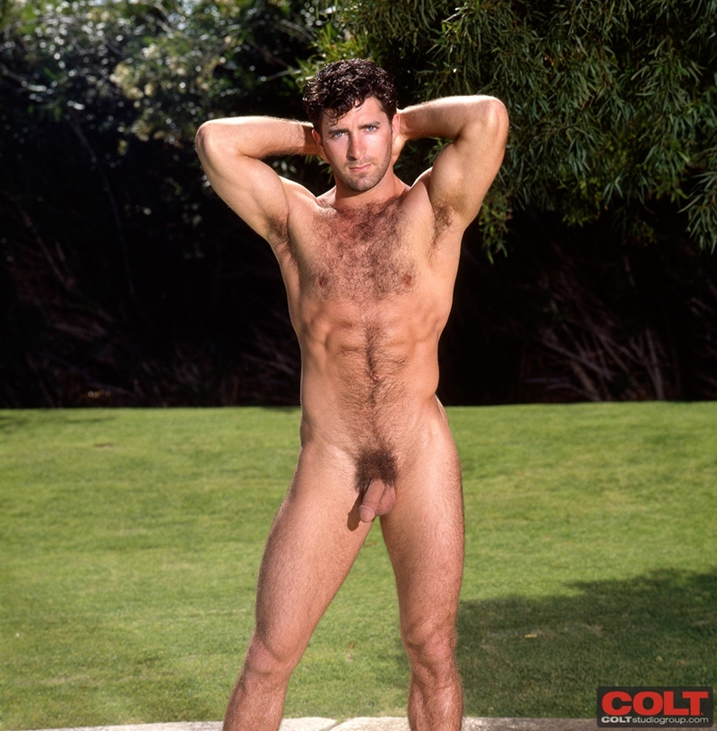 good gay hairy