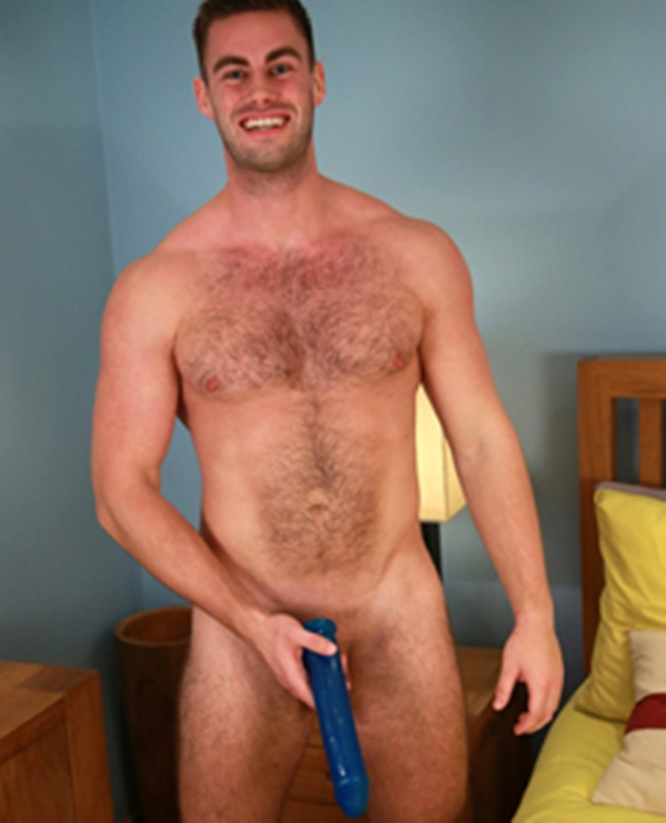 Hairy Chested Hunk Tom Hardy First Dildo Assplay - Free -6430