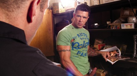 Erik-Rhodes-And-Trenton-Ducati-Fuck-at-Falcon-Studios-1-Ripped-Muscle-Bodybuilder-Strips-Naked-and-Strokes-His-Big-Hard-Cock-photo-image