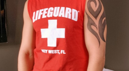 24 year old lifeguard Felix Brazeau