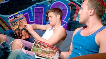 Alex Andrews and Joey Cooper