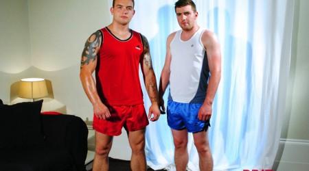 Lee Andrews and Sean Andrews