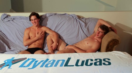 Justin Owen and Seth Bond