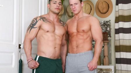 Julio Rey and David Kadera