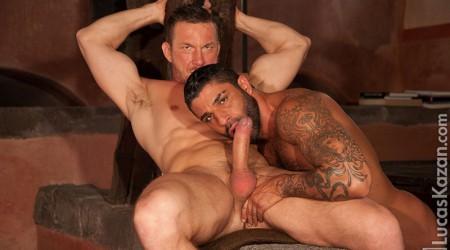 Raul Korso and Tomas Brand