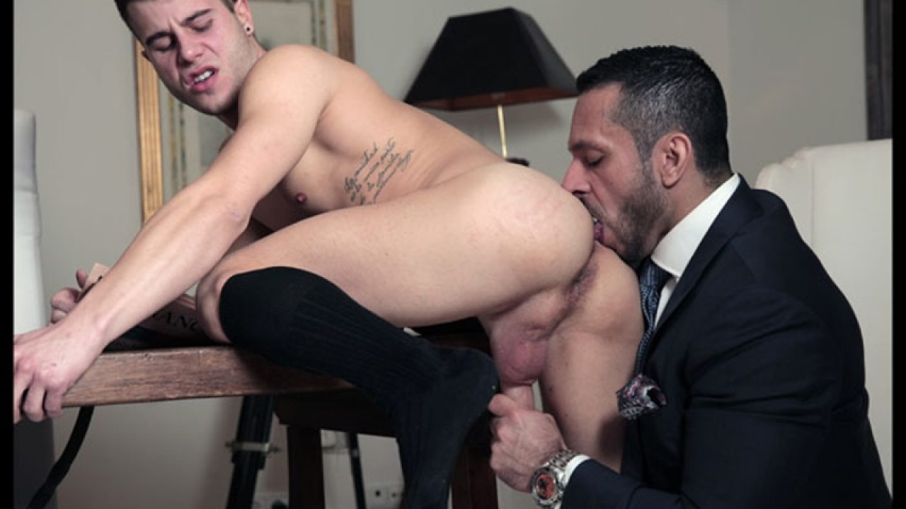 Allen King Gay Porn Bear hairy chested hunk adam champ fucks allen king - free naked