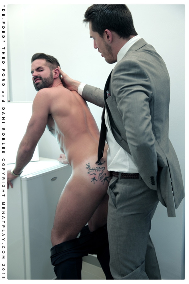 Office Jock Gay Office Porn dr theo ford fucks dani robles' hairy man hole with his