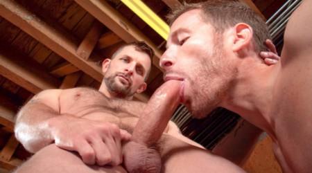 Morgan Black and Billy Berlin