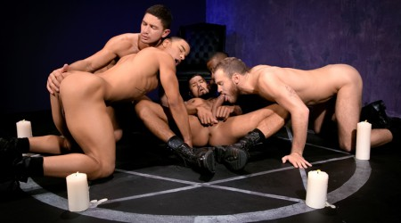 Shawn Wolfe, Boomer Banks, Trelino, Tyson Tyler and Dato Foland