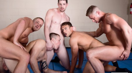Rocco Reed and Johnny Ryder