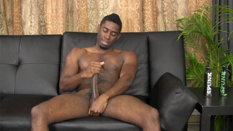 StraightFraternity 10 inch massive member ripped hung 26 year old Tyler huge black cock jacking blowjob 001 tube video gay porn gallery sexpics photo1 - Tyler wanks his 10 inch black cock to a huge jizz shower
