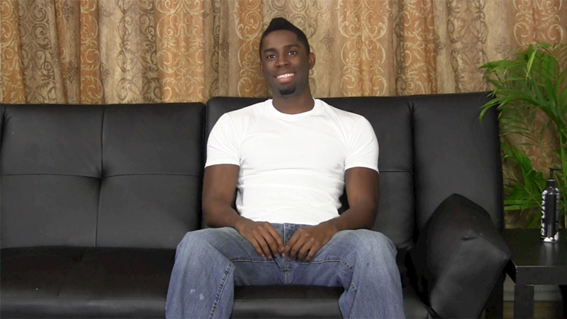 StraightFraternity 10 inch massive member ripped hung 26 year old Tyler huge black cock jacking blowjob 002 tube video gay porn gallery sexpics photo - Tyler wanks his 10 inch black cock to a huge jizz shower