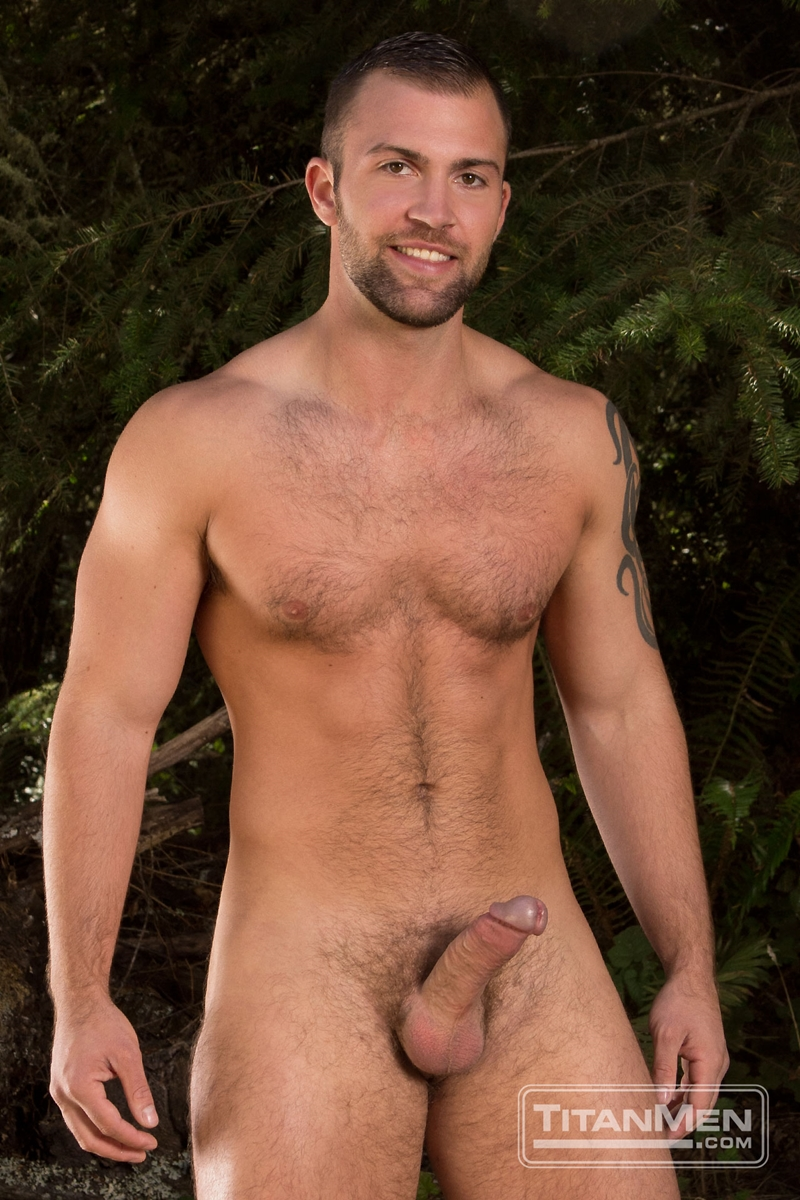 TitanMen-outdoors-gay-sex-woods-Hunter-Marx-Trent-Davis-sucks-big-muscle-cock-stroking-rimming-butt-man-hole-hairy-pecs-Fucking-002-tube-video-gay-porn-gallery-sexpics-photo
