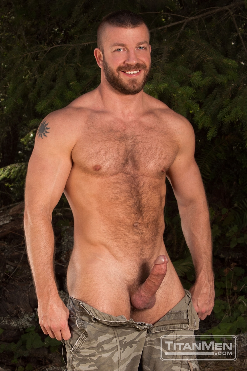TitanMen-outdoors-gay-sex-woods-Hunter-Marx-Trent-Davis-sucks-big-muscle-cock-stroking-rimming-butt-man-hole-hairy-pecs-Fucking-003-tube-video-gay-porn-gallery-sexpics-photo