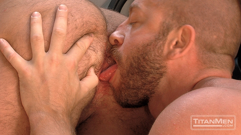 TitanMen-outdoors-gay-sex-woods-Hunter-Marx-Trent-Davis-sucks-big-muscle-cock-stroking-rimming-butt-man-hole-hairy-pecs-Fucking-009-tube-video-gay-porn-gallery-sexpics-photo