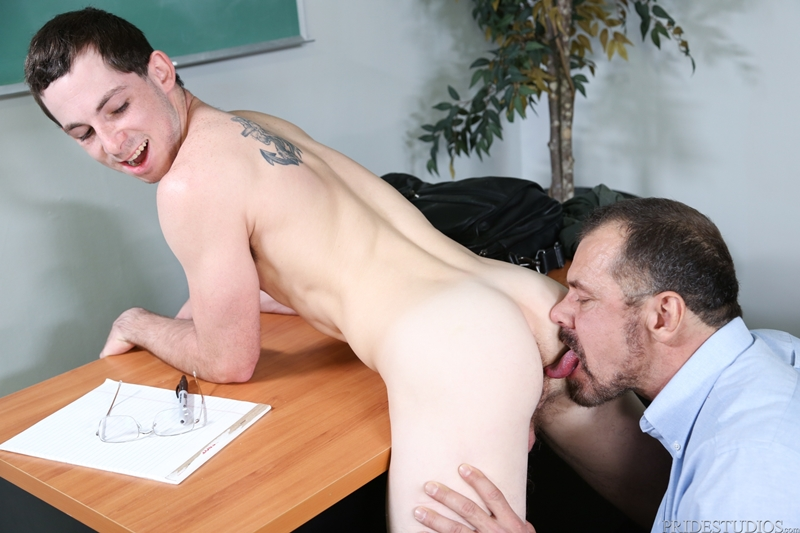 Teacher Gay Cock