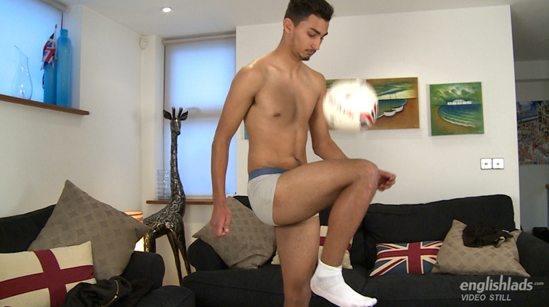 Gay straight twink football cock sex