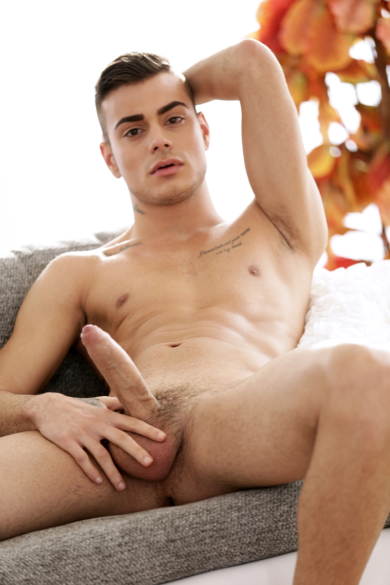 from Evan handsome gay nude