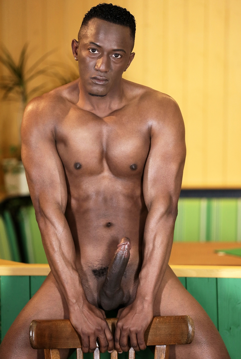 Black male gay hunks