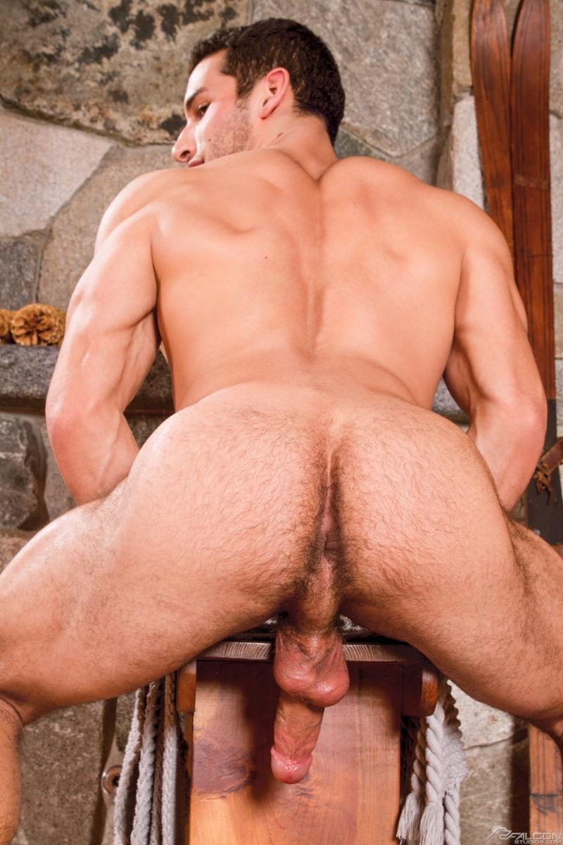 Ricky Decker Kneels And Sucks Andrew Starks Thick Veiny -3360